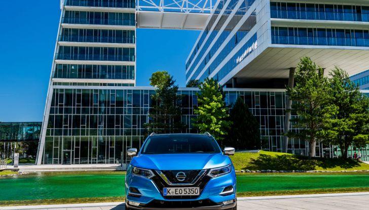 Nissan Qashqai in promozione da 19.250 Euro con formula Intelligent Bonus - Foto 22 di 46