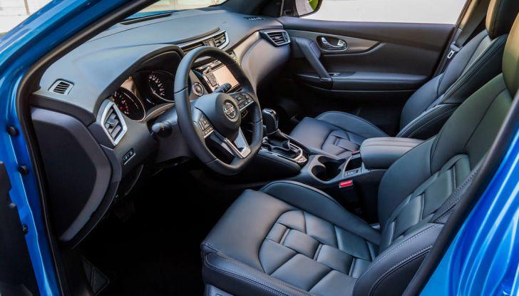 Nissan Qashqai in promozione da 19.250 Euro con formula Intelligent Bonus - Foto 24 di 46
