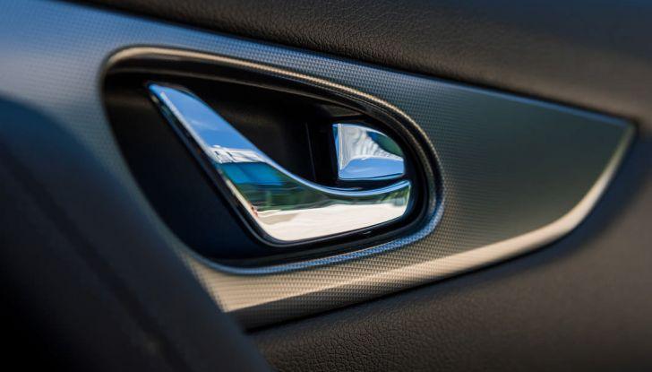 Nissan Qashqai in promozione da 19.250 Euro con formula Intelligent Bonus - Foto 28 di 46