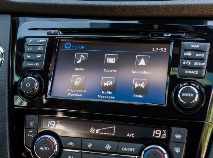 Nissan Qashqai in promozione da 19.250 Euro con formula Intelligent Bonus - Foto 29 di 46