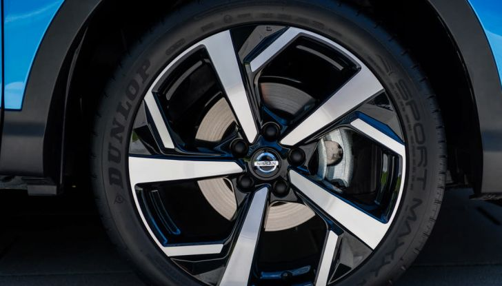 Nissan Qashqai in promozione da 19.250 Euro con formula Intelligent Bonus - Foto 32 di 46