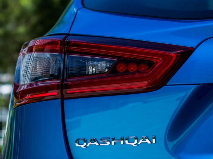 Nissan Qashqai in promozione da 19.250 Euro con formula Intelligent Bonus - Foto 35 di 46