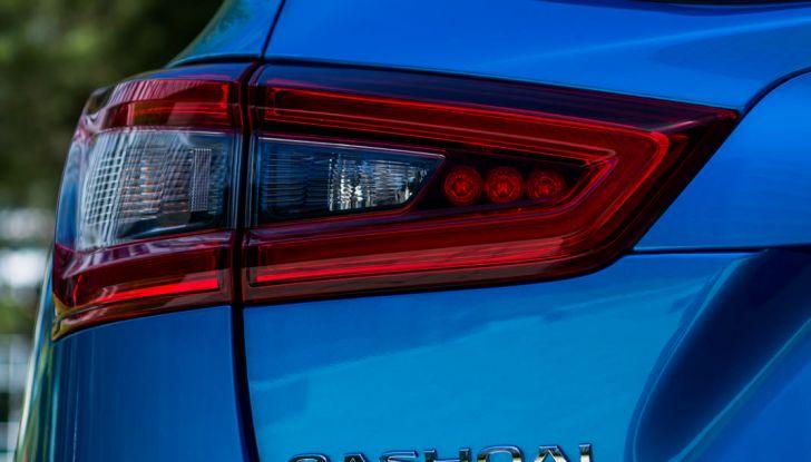 Nissan Qashqai in promozione: da 19.250€ con rate da 189€ al mese - Foto 35 di 46