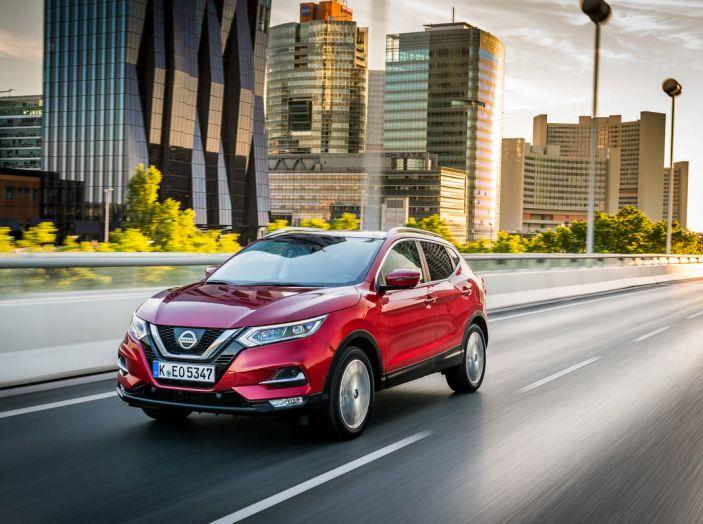 Nuova Nissan Qashqai 2017: prova su strada, nuovi motori e più comfort - Foto 37 di 46