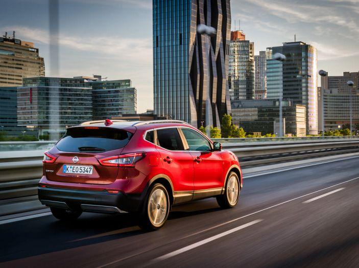 Nissan Qashqai in promozione da 19.250 Euro con formula Intelligent Bonus - Foto 38 di 46