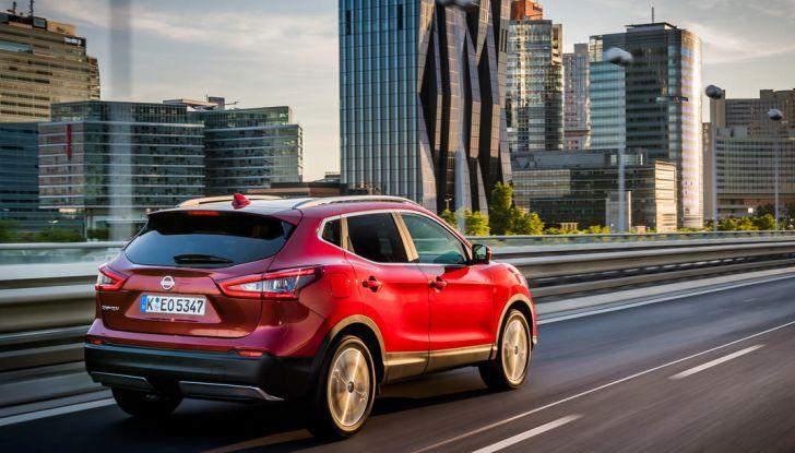 Nuova Nissan Qashqai 2017: prova su strada, nuovi motori e più comfort - Foto 38 di 46