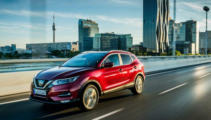 Nissan Qashqai in promozione: da 19.250€ con rate da 189€ al mese - Foto 39 di 46