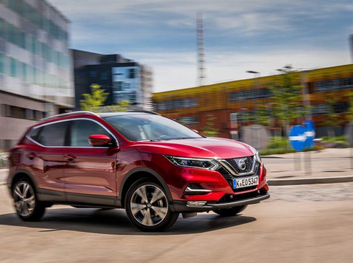 Nuova Nissan Qashqai 2017: prova su strada, nuovi motori e più comfort - Foto 40 di 46