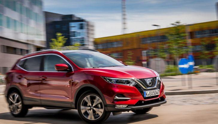 Nissan Qashqai in promozione: da 19.250€ con rate da 189€ al mese - Foto 40 di 46