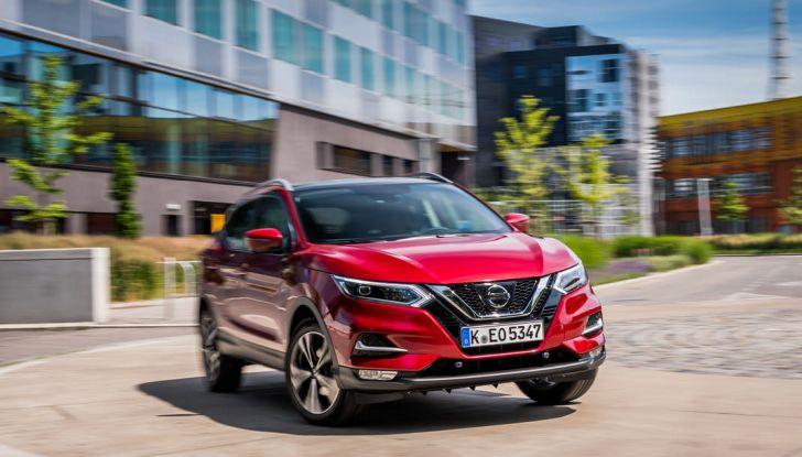 Nissan Qashqai in promozione da 19.250 Euro con formula Intelligent Bonus - Foto 41 di 46