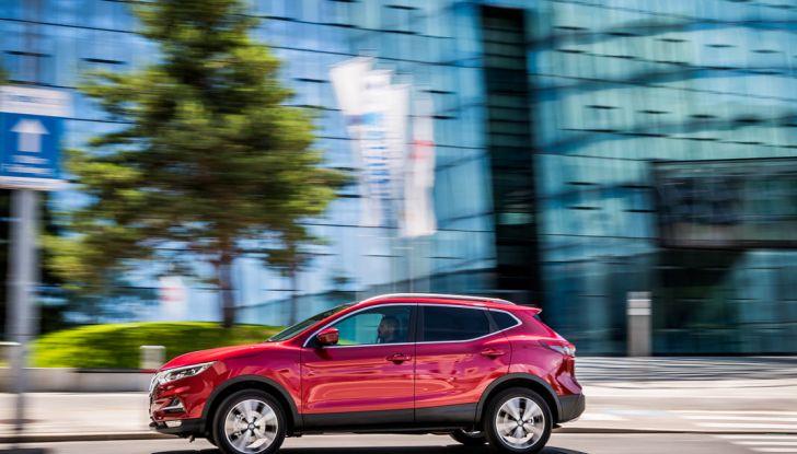 Nissan Qashqai in promozione: da 19.250€ con rate da 189€ al mese - Foto 42 di 46