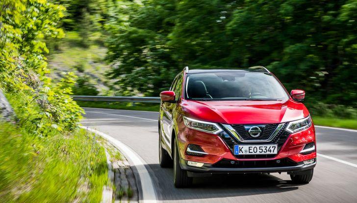 Nissan Qashqai in promozione: da 19.250€ con rate da 189€ al mese - Foto 1 di 46