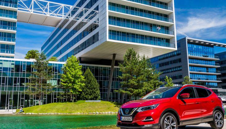 Nissan Qashqai in promozione da 19.250 Euro con formula Intelligent Bonus - Foto 45 di 46