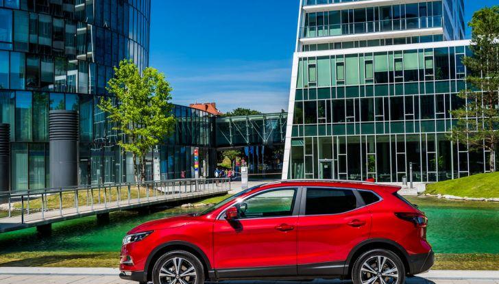 Nissan Qashqai in promozione: da 19.250€ con rate da 189€ al mese - Foto 46 di 46
