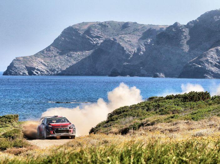 Rally Italia Sardegna 2017, destini diversi per i team di Citroën Racing. - Foto 4 di 4