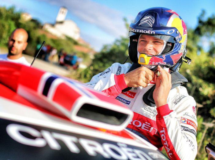 WRC17 Italia Sardegna, Citroen: Test Points per Mikkelsen e Breen