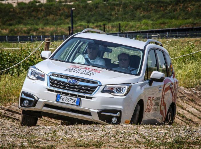 Subaru Driving School, tutti i segreti delle auto spinte al limite - Foto 5 di 38