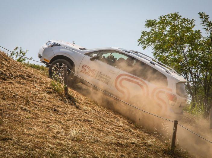 Subaru Driving School, tutti i segreti delle auto spinte al limite - Foto 6 di 38