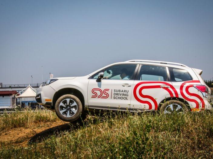 Subaru Driving School, tutti i segreti delle auto spinte al limite - Foto 8 di 38