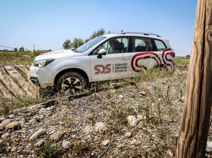 Subaru Driving School, tutti i segreti delle auto spinte al limite - Foto 10 di 38