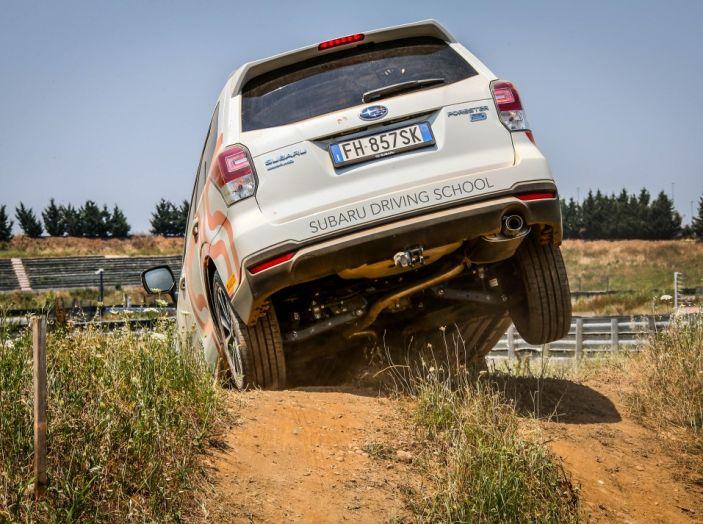 Subaru Driving School, tutti i segreti delle auto spinte al limite - Foto 11 di 38