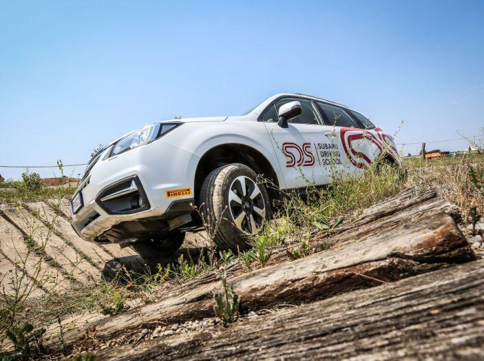 Subaru Driving School, tutti i segreti delle auto spinte al limite - Foto 12 di 38