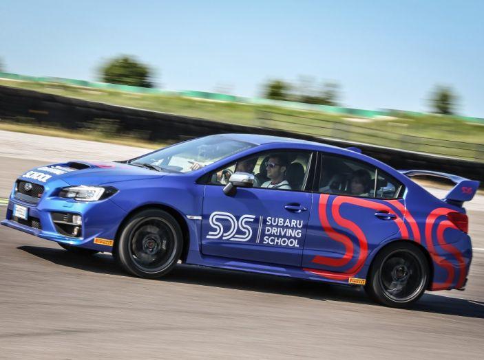 Subaru Driving School, tutti i segreti delle auto spinte al limite - Foto 13 di 38
