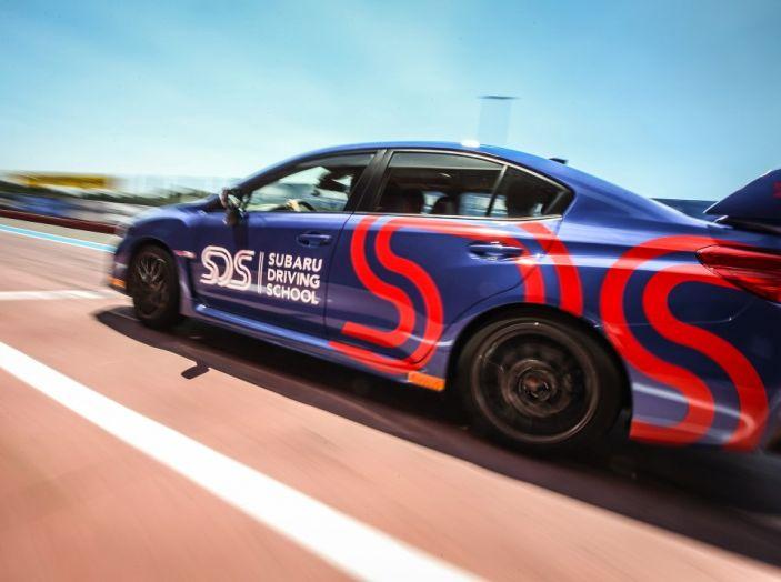 Subaru Driving School, tutti i segreti delle auto spinte al limite - Foto 15 di 38