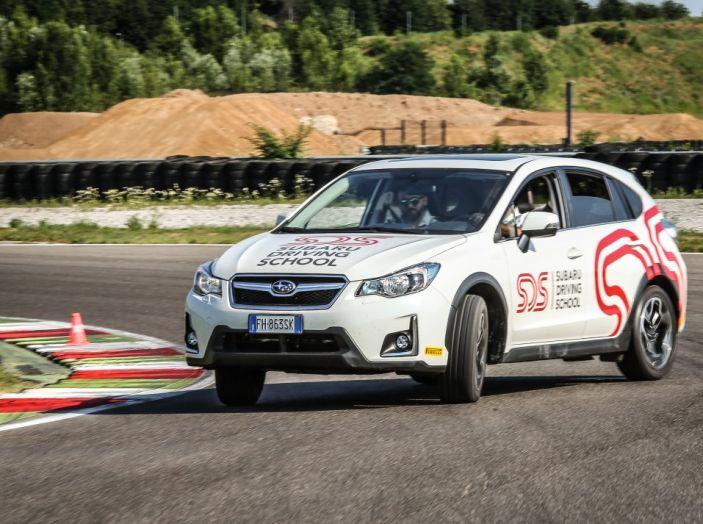 Subaru Driving School, tutti i segreti delle auto spinte al limite - Foto 17 di 38
