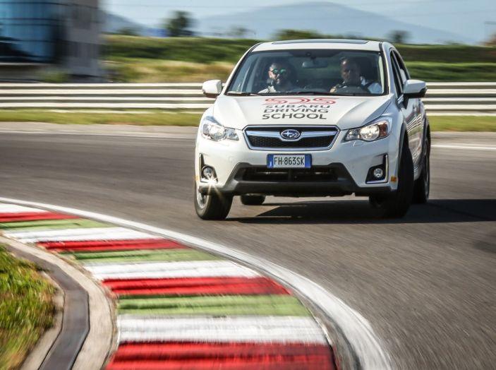 Subaru Driving School, tutti i segreti delle auto spinte al limite - Foto 18 di 38