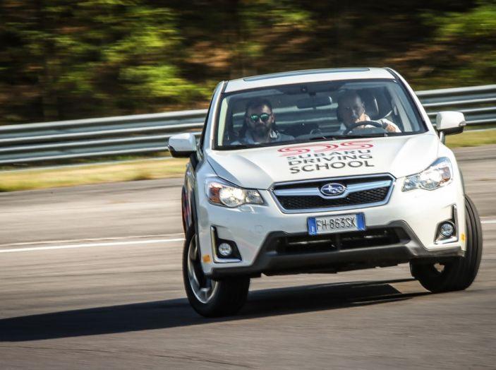 Subaru Driving School, tutti i segreti delle auto spinte al limite - Foto 19 di 38