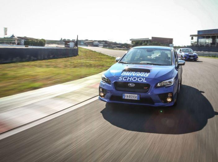 Subaru Driving School, tutti i segreti delle auto spinte al limite - Foto 20 di 38