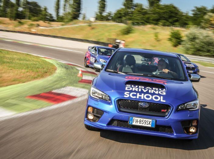 Subaru Driving School, tutti i segreti delle auto spinte al limite - Foto 21 di 38