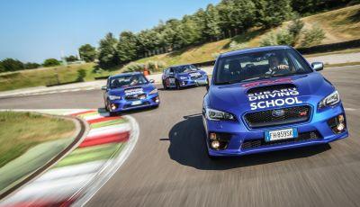Subaru Driving School, tutti i segreti delle auto spinte al limite