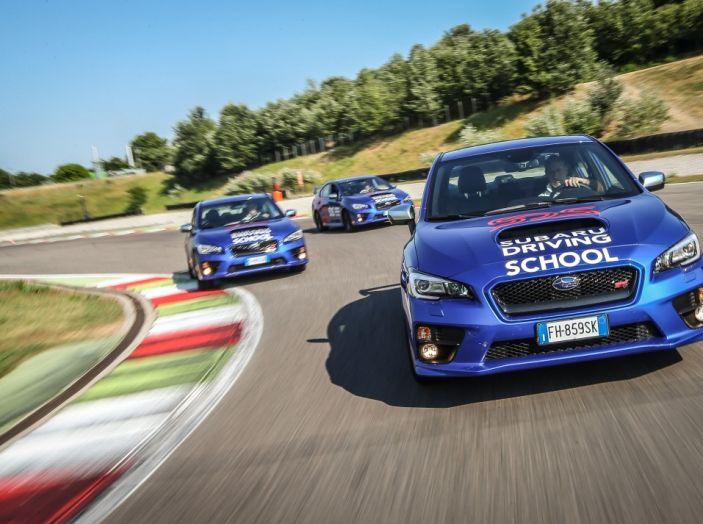 Subaru Driving School, tutti i segreti delle auto spinte al limite - Foto 22 di 38