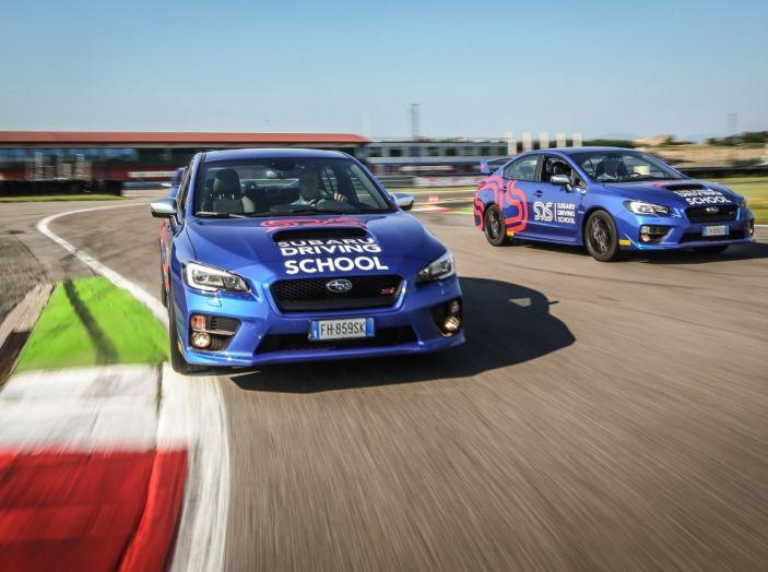 Subaru Driving School, tutti i segreti delle auto spinte al limite - Foto 23 di 38