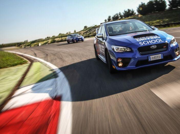 Subaru Driving School, tutti i segreti delle auto spinte al limite - Foto 1 di 38
