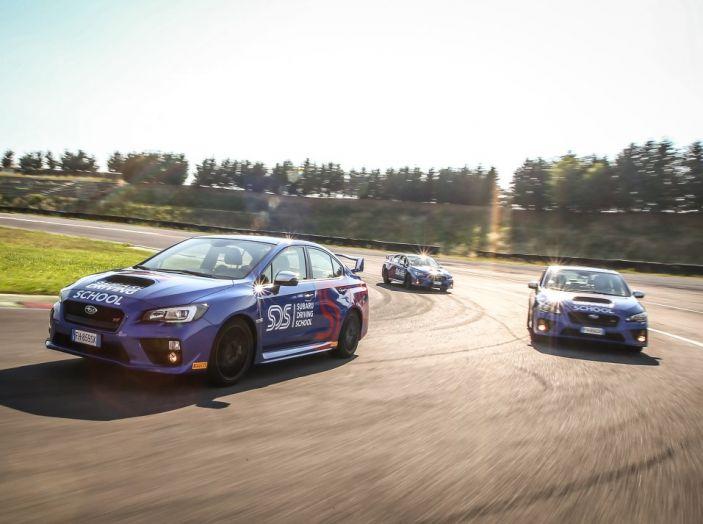 Subaru Driving School, tutti i segreti delle auto spinte al limite - Foto 24 di 38
