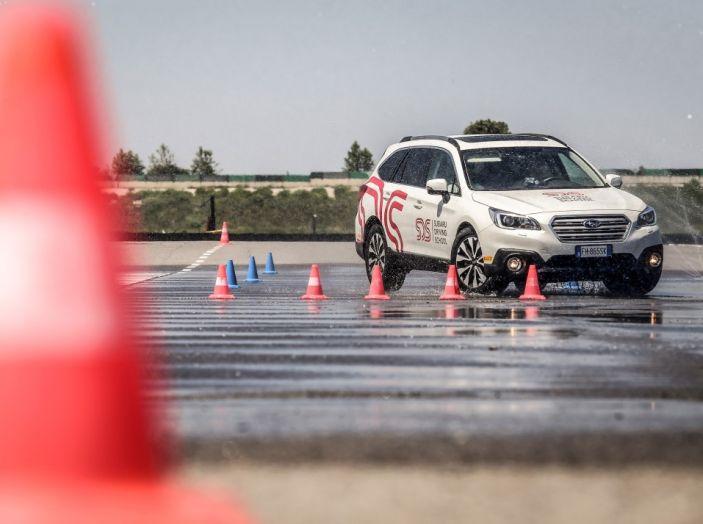 Subaru Driving School, tutti i segreti delle auto spinte al limite - Foto 38 di 38