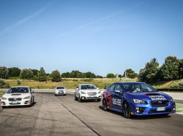 Subaru Driving School, tutti i segreti delle auto spinte al limite - Foto 26 di 38