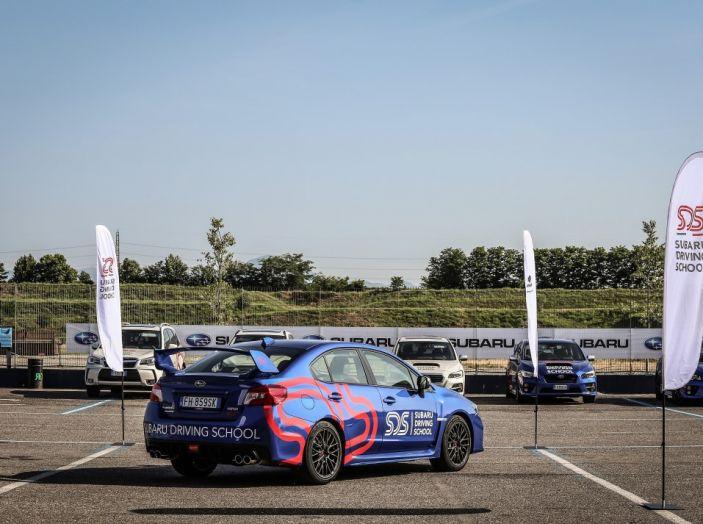 Subaru Driving School, tutti i segreti delle auto spinte al limite - Foto 27 di 38