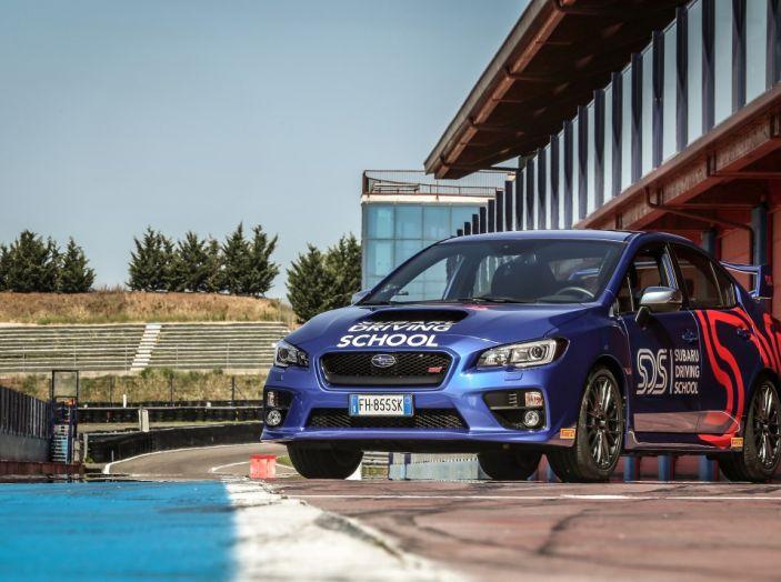 Subaru Driving School, tutti i segreti delle auto spinte al limite - Foto 30 di 38