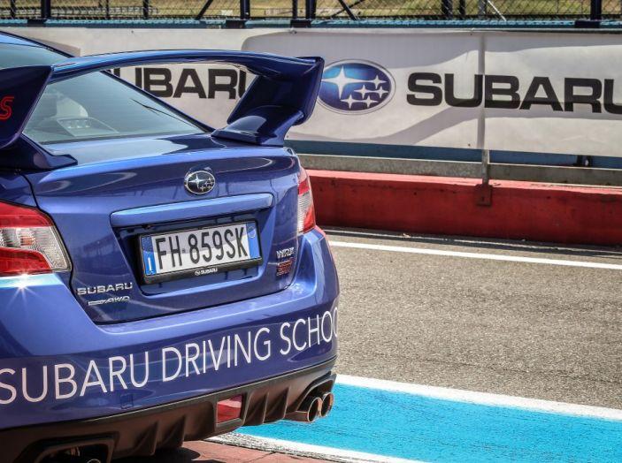 Subaru Driving School, tutti i segreti delle auto spinte al limite - Foto 31 di 38