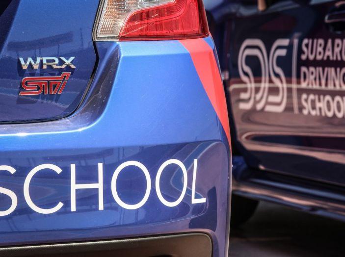 Subaru Driving School, tutti i segreti delle auto spinte al limite - Foto 32 di 38