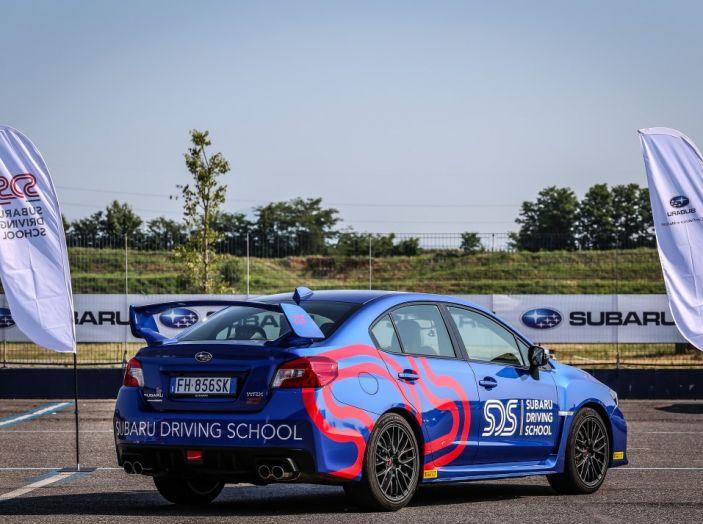 Subaru Driving School, tutti i segreti delle auto spinte al limite - Foto 35 di 38