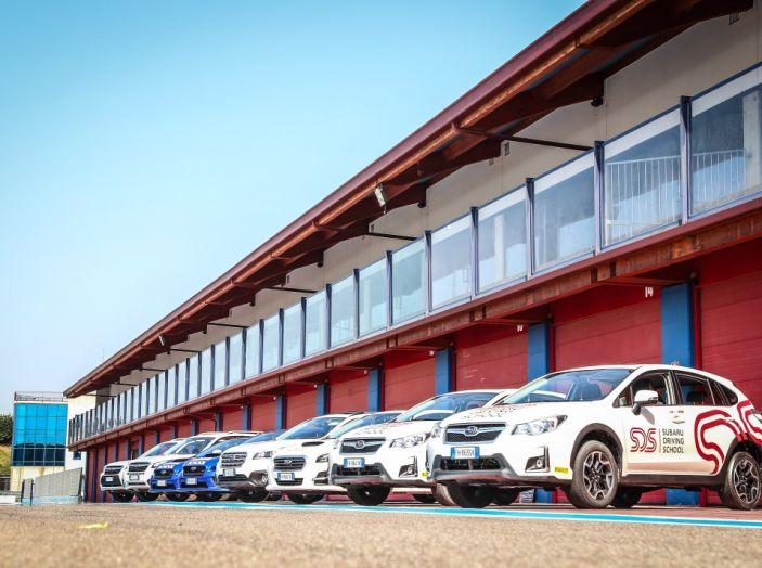 Subaru Driving School, tutti i segreti delle auto spinte al limite - Foto 37 di 38