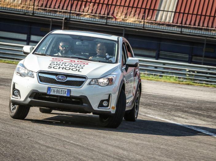 Subaru Driving School, tutti i segreti delle auto spinte al limite - Foto 3 di 38