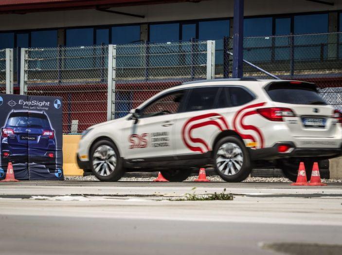 Subaru Driving School, tutti i segreti delle auto spinte al limite - Foto 4 di 38
