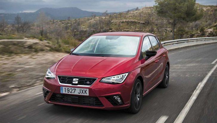 SEAT Ibiza vanta il maggior valore residuo del segmento - Foto 5 di 12