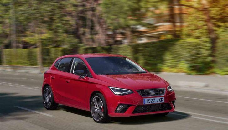 SEAT Ibiza vanta il maggior valore residuo del segmento - Foto 1 di 12